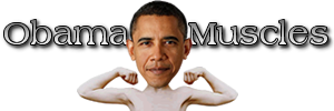 Obama Muscles